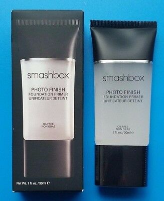 Smashbox Photo Finish Foundation Primer 1 x 30ml Big Seller in USA 100% Genuine