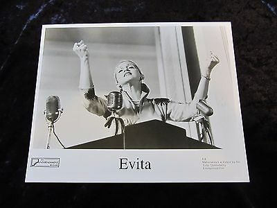 Madonna photo print - Evita print # 3 - 8 x 10 inches