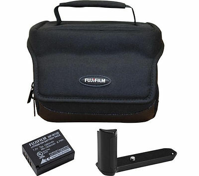 FUJIFILM X-A2 ACCESSORY KIT NP-126 Battery, Hand Grip , Carry Case