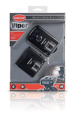 Hahnel Viper Wireless Group Flash Trigger for Canon DSLRs