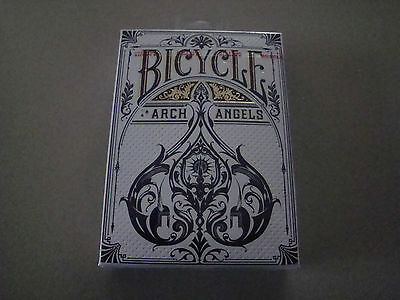 Archangels Bicycle Deck Of Playing Cards Poker Size - Magic Card Tricks Games