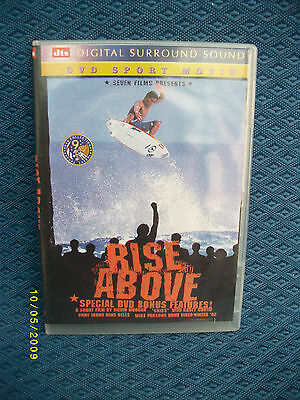 Rise Above Surfing Dvd