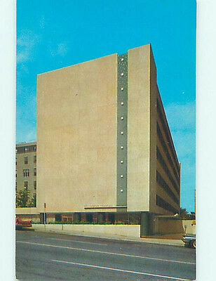 Unused Pre-1980 HOSPITAL SCENE Tulsa Oklahoma OK J9311