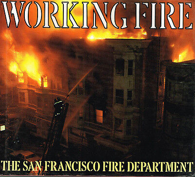 Working Fire - San Francisco Fire Department - (Cfm)