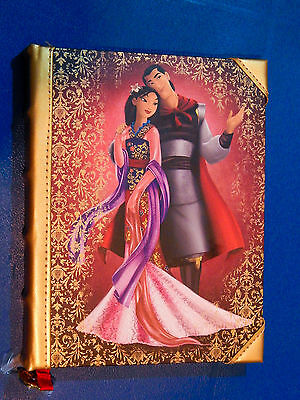 Disney Fairytale Collection Journal - Mulan - RAR!