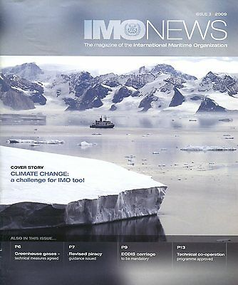 Maritime Publications From Imo & Imarest - Imo News, Proceedings, Etc