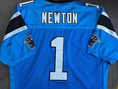 Carolina Panthers Newton Jersey.1.Size 56.Bought in USA.