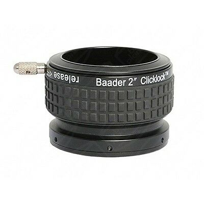 Baader 2 Inch ClickLock CL-SC Clamp For SCT 2 Inch Thread, London