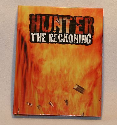 Hunter: the Reckoning, Hardcover englisch (1999)