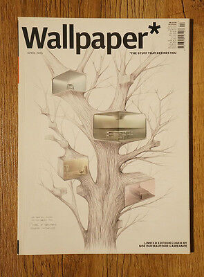 Wallpaper* Magazine - April 2015 - Issue 193 - Limited Edition Cover