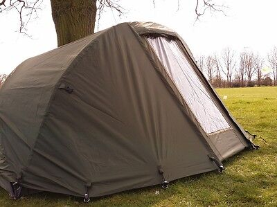 Winter Skin Overwrap for Cyprinus Quick Erect Carp Fishing Bivvy