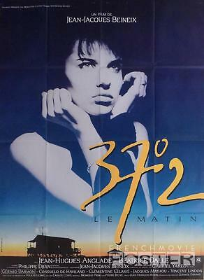 Betty Blue / 37°2 Le Matin - Dalle / Beineix - Large French Moviie Poster