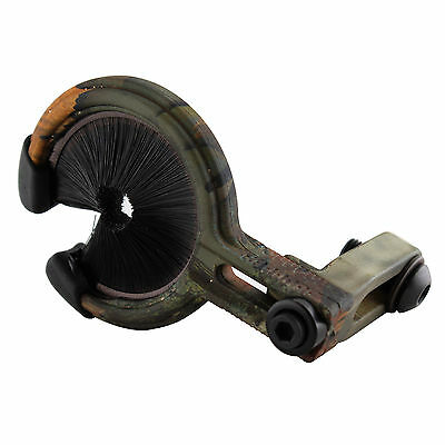 One Camo arrow rest brush whisker hunting compound bow