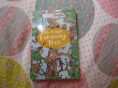 The Magic Faraway Tree NEW free postage By Enid Blyton paperback Classic
