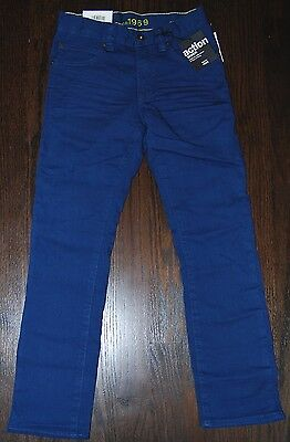 Gap Kids 1969 stretch straight jeans slim and regular sizes NWT $33 price tag