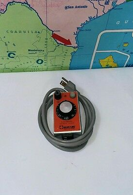 Glas-Col Pl-312 Minitrol Heating Mantle Temperature Controller Works Great