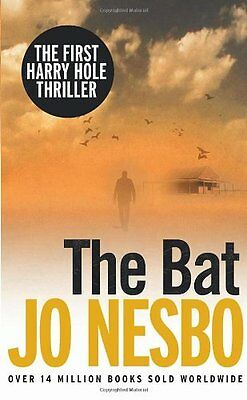The Bat: A Harry Hole Thriller By Jo Nesbo, Don Bartlett. 9780099581871