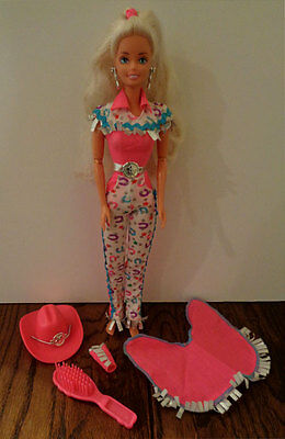 1997 Show Parade Barbie by Mattel -- no horse