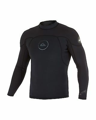 NEW QUIKSILVER™  Mens Syncro 0.5MM Metalite Wetsuit Jacket Surf