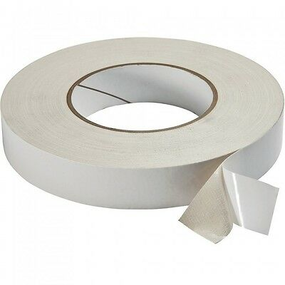 Clear Double Sided Tape Adhesive Sticky Two Sided Extra Strong 25mm x 35M