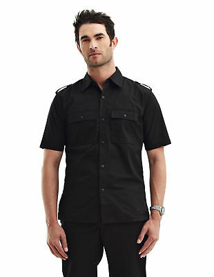 f7cf9b59f24 Tri-Mountain Men s Chest Pockets Short Sleeve Button Front Slim Fit Shirt.