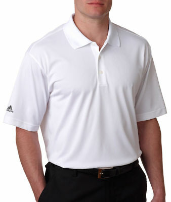 ADIDAS Men's Dri Wick Climalite GOLF Polo Sport Shirts Size S-3XL NEW A130