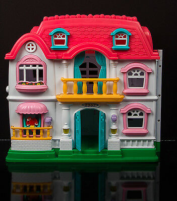 Doll House, Mansion, Lots Of Furniture.