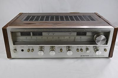 Pioneer SX-680 Vintage AM/FM Stereo Receiver for Parts/Repair