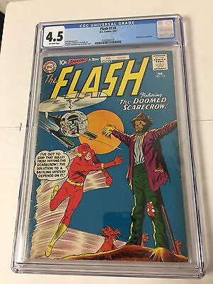 Flash 118 Cgc 3.5 Off White Pages