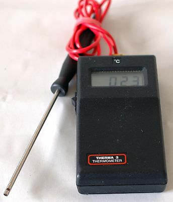 Therma 3 Digital Thermometer