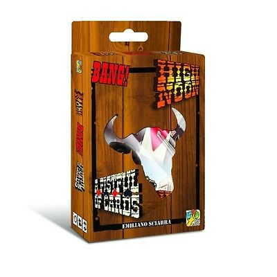 Bang! 4th Edition High Noon   Fistful of Cards - Brand new!