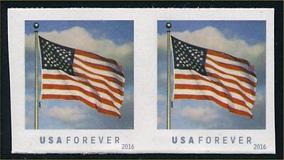 Usa #5052 Error Imperf Pair Extra Fine Never Hinged