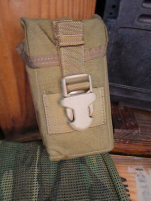 Eagle Mcls Multi-Purpose, Ifak, Electronics, Mag Pouch - Coyote Tan