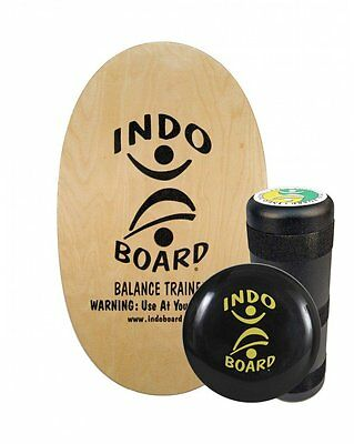 BRAND NEW ORIGINAL INDO BOARD with ROLLER & BALANCE STIMULATOR