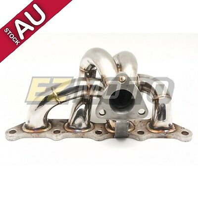 AU STOCK Manifold Exhaust Header Fit Mitsubishi COLT Ralliart Z27A 4G15 2007-16