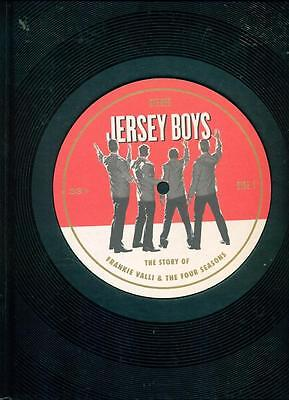 Jersey Boys: Story of Frankie Valli & The Four Seasons Hardcover First Edition