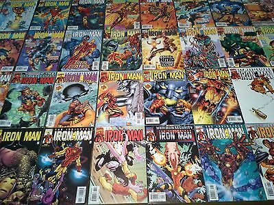 Iron Man 1-89 Variant Annual 1998 1999 2000 2001 NM/M 9.8 High Grade Complete