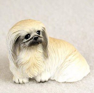 PEKINGESE TINY ONES DOG Figurine Statue Resin Pet Lovers Gift RESIN
