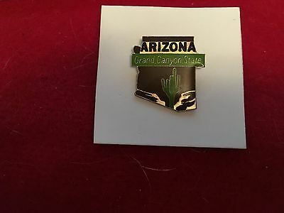 Lapel Pin The State of Arizon The Grand Canyon State Pin