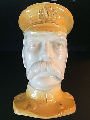 Antique Lord Kitchener Character Jug c.1914