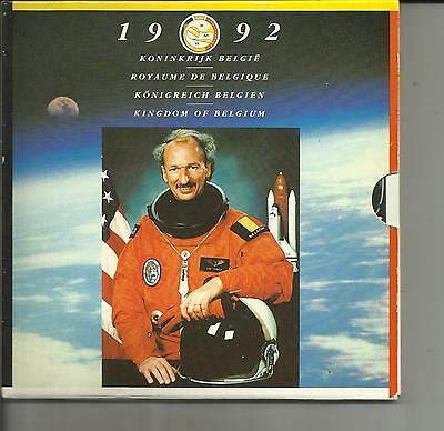 1 serie belge 1992 fdc dirk frimout