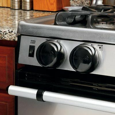Count 5 Safety 1St Stove Knob Covers From Safety 1St Made Using High Quality New