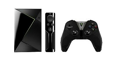 NVIDIA SHIELD TV PRO 500GB (2017) Android Gaming TV Console Box Media Server