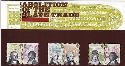 UK PP 2007 Abolition of the Slave Trade