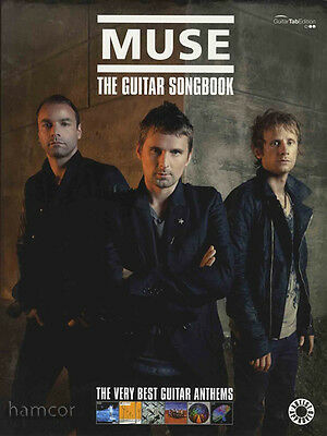 Muse The Guitar Songbook TAB Music Book