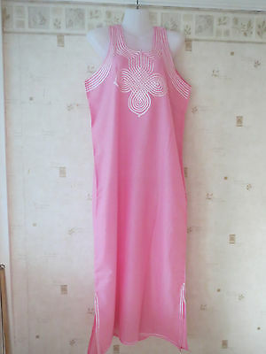 Moroccan Kaftan / Dress Reduced to Sell.