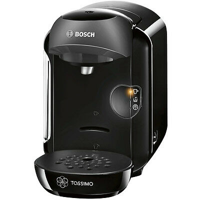 Bosch Tassimo Black Vivy Hot Drinks Beverage Machine Coffee Espresso TAS1252GB