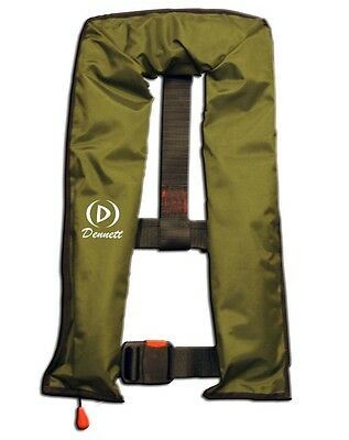 Dennett 150 Newton Auto Inflation Life Jacket (Re-Arming Kit In Dropdown Menu)
