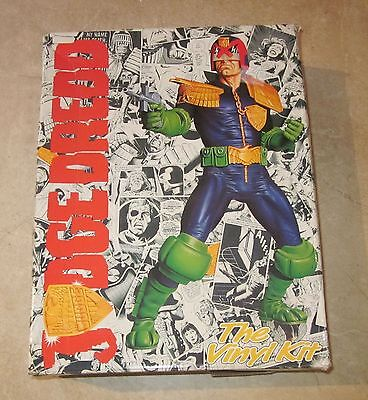 Judge Dredd : Judge Dredd 1/6Th Scale Model Kit Made By Halcyon In 1993