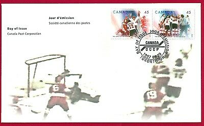 Canada  FDC # 1659 - 1660    1997  SERIES OF THE CENTURY     New & Unaddressed